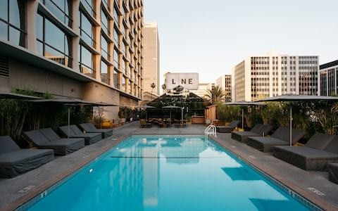 Top 10: the best budget hotels in Los Angeles