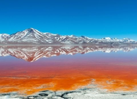 15 colourful lakes and rivers that must be seen to be believed
