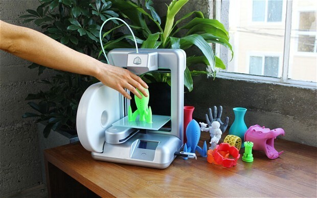 Cube 3D printer goes on sale at Currys & PC World