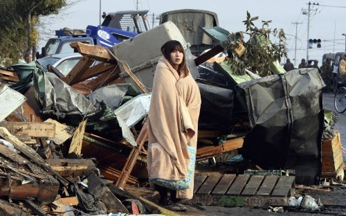 Japan earthquake and tsunami anniversary: 30 powerful images of the disaster - Telegraph