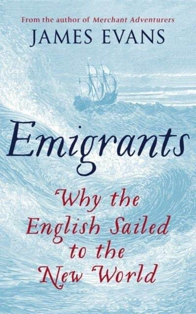 What made 17th-century England so unbearable that thousands risked the voyage to America?