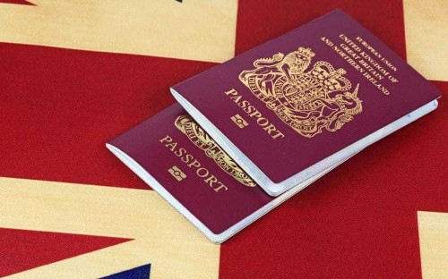Britain tops list of world's most powerful passports