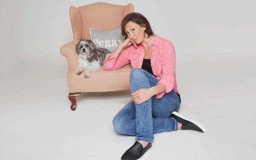 Miranda Hart: I was lonely and realised that I had never had a best friend - until Peggy