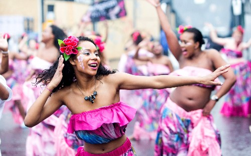 The best Notting Hill Carnival costume moments from years gone by