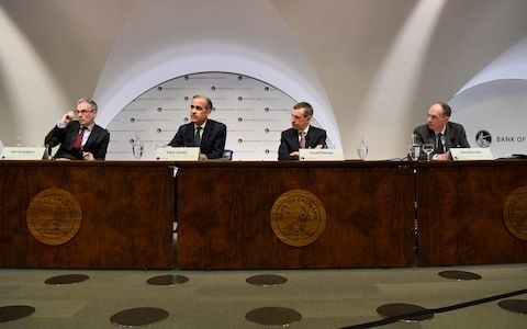Diversity training for Mark Carney and 180 top Bank of England bosses