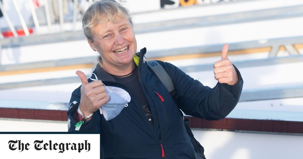 'My body aches, my mind is on constant alert. I love it' - Pip Hare on her Vendee Globe adventure