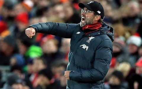 Jurgen Klopp staying calm despite Liverpool achieving 'pretty much impossible' start