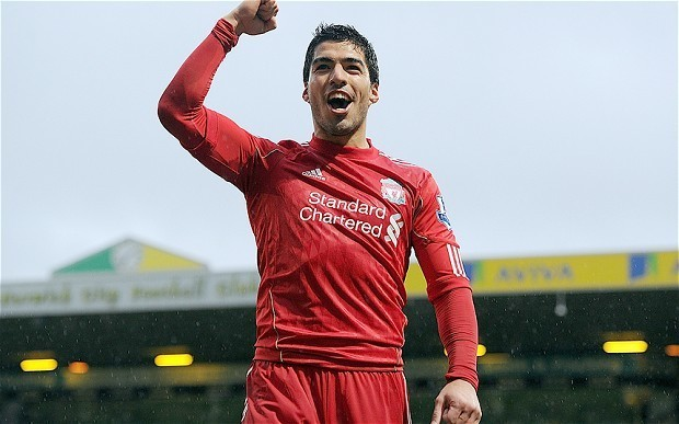 Luis Suarez: my aim is to reach a friendly agreement with Liverpool and move to Arsenal
