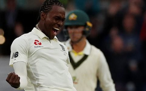 Jofra Archer wins over Headingley crowd... before even a single delivery