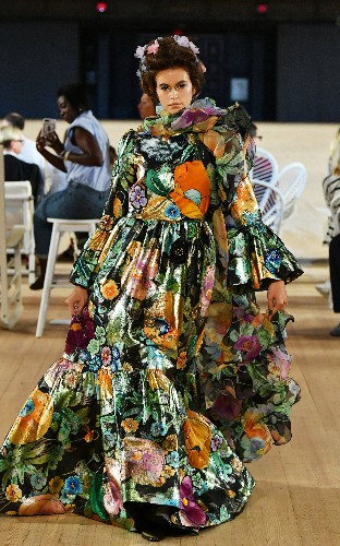 New York Fashion Week: Kaia Gerber stars in Marc Jacobs' exuberant show