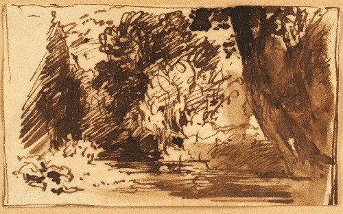 John Constable sketches found among box of dusty drawings by son of playwright during clearout