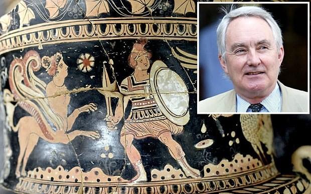 Disgraced British art dealer's priceless treasure trove discovered hidden in Geneva