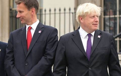 Boris Johnson v Jeremy Hunt: Tory leadership candidates' Brexit views, policies, team and key supporters compared