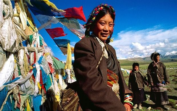 Tibetans 'developed genetic mutation' to help them survive on roof of the world