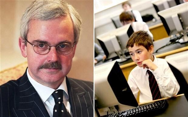 Eton headmaster tells schools to adapt to the internet - or die