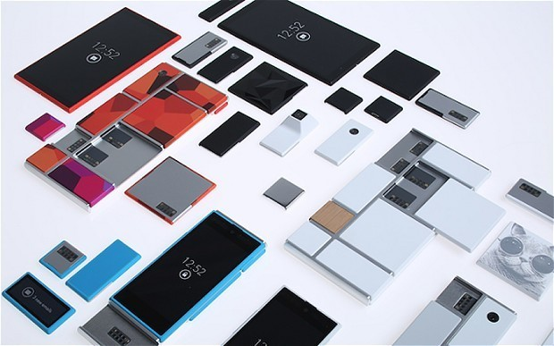 Google to launch modular smartphone prototype 'within weeks'