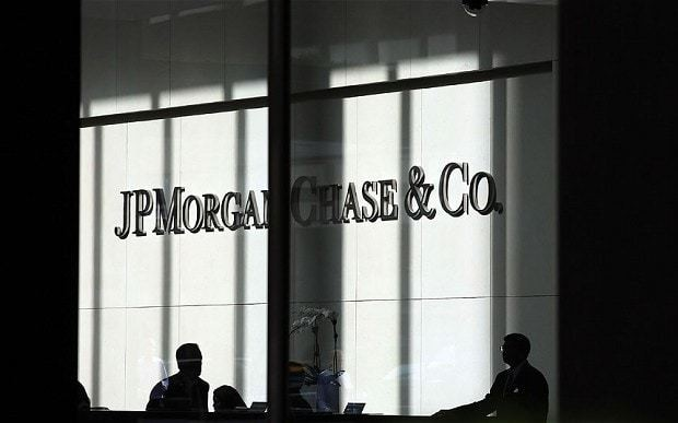 London Whale 'won't face charges over $6.2bn loss at JPMorgan'