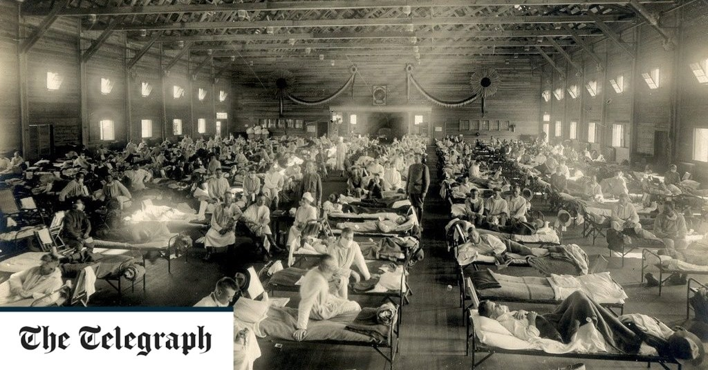 Whisper it, but here comes the 1920s-style, post-pandemic boom