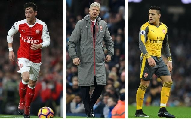 Arsenal are at a crossroads and the futures of Alexis Sanchez, Mesut Ozil and Arsene Wenger hang in the balance