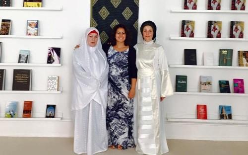 Women lead prayers at Denmark's first female-run mosque