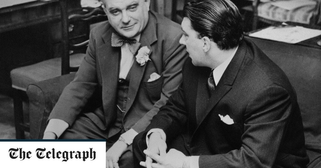 The Peer and the Gangster by Daniel Smith review: inside Ronnie Kray's affair with Tory Bob Boothby