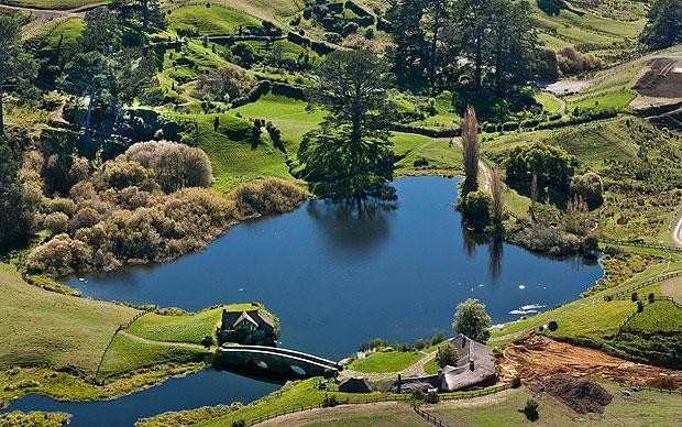 New Zealand sees tourism increase
