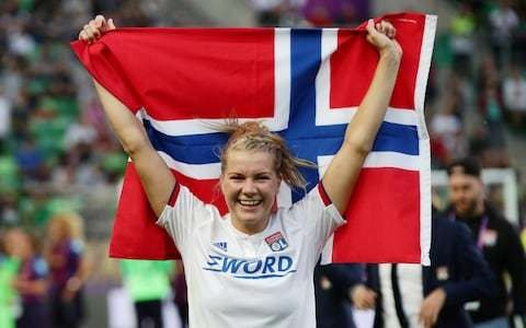 Curious case of Ada Hegerberg's World Cup absence does nothing for the women's game