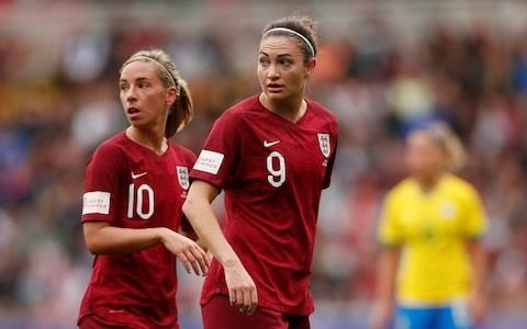 England women to go from sellout 90,000 capacity Wembley crowd... to just 6,681 people three days later
