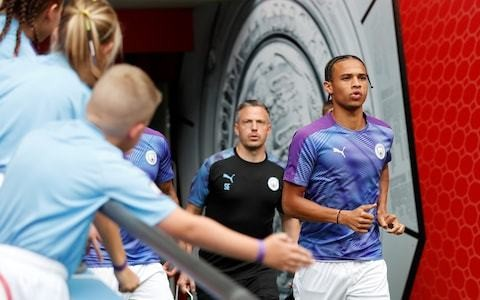 Manchester City face battle to keep Leroy Sane with Bayern Munich retaining interest in injured winger