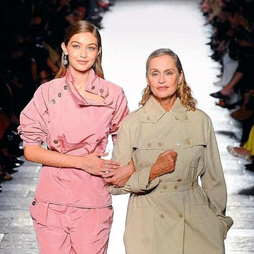 Bottega Veneta's Tomas Maier (who put 72-year-old Lauren Hutton on the catwalk): 'I make my clothes for women, not 16 years olds'