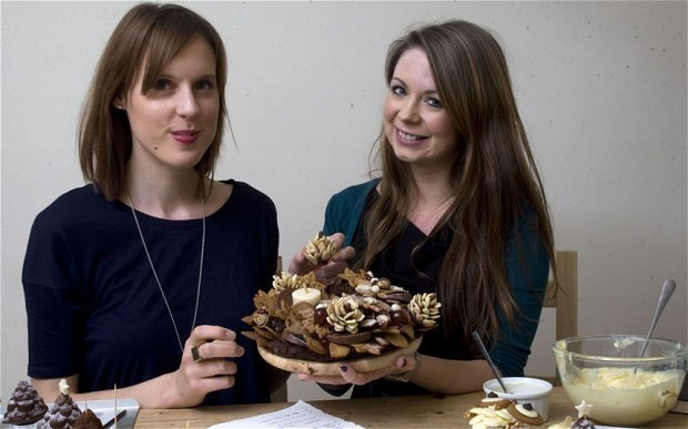 Christmas baking with Bake Off winner Frances Quinn