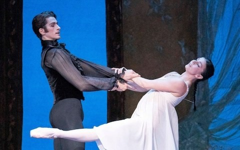 Onegin, Royal Ballet, review: an astonishingly stirring portrayal of male idiocy and female devotion