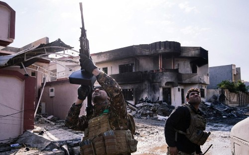 Islamic State launches major offensive to take Syrian city