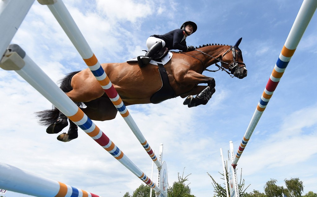 Meet the all-female British team taking on the world's best showjumpers and dreaming of Olympic glory