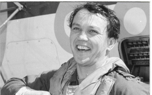 Captain 'Spiv' Leahy, brilliant naval airman – obituary