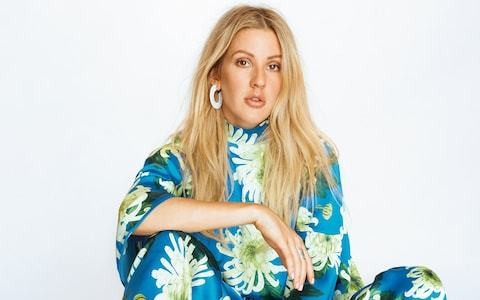Ellie Goulding on swearing off men - and then finding The One
