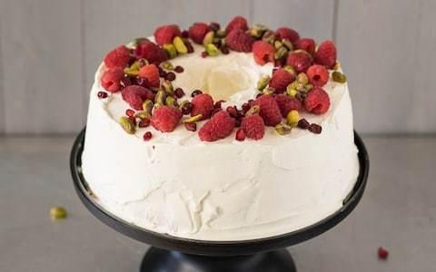 Angel food cake recipe