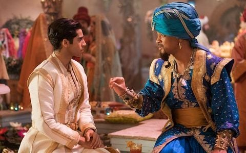 Aladdin review: rollicking adventure and creative missteps in Guy Ritchie's Disney remake
