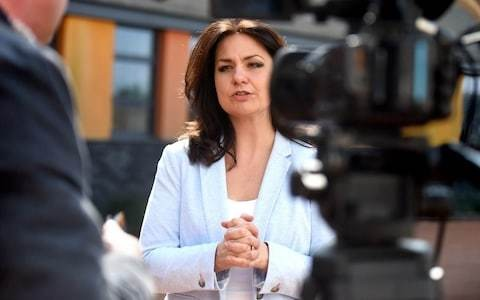 Heidi Allen was always a fake Tory - it's no surprise she's joined the Lib Dem banana republic