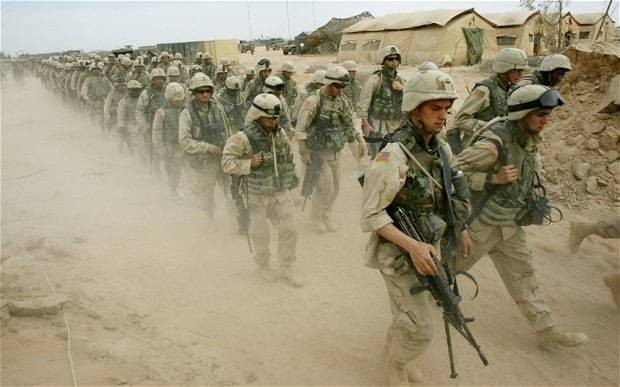 Obama authorises plans to double number of US troops in Iraq