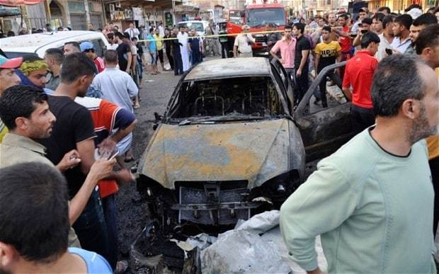 Fresh round of Iraq bombings claim 65 lives in Baghdad
