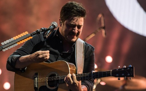 Mumford & Sons get the crowd jigging at Radio 1's Big Weekend - review