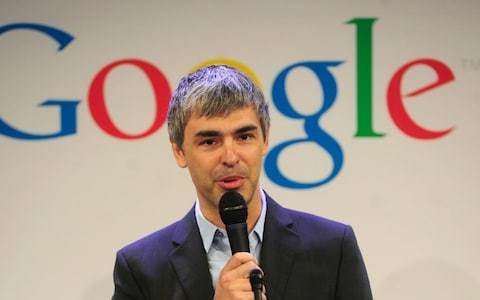 Shareholder fury as chief executive Larry Page absent from Google owner's annual meeting