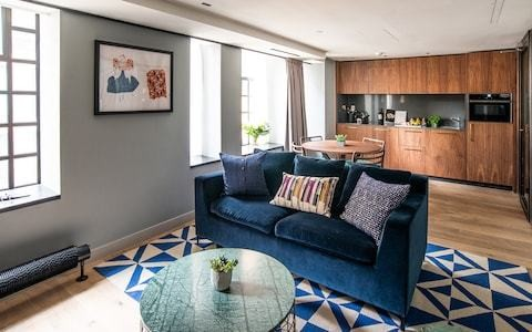 Hotel Hit Squad: Aparthotels used to be sad corporate places, but Native Bankside proves to be the perfect family crash pad