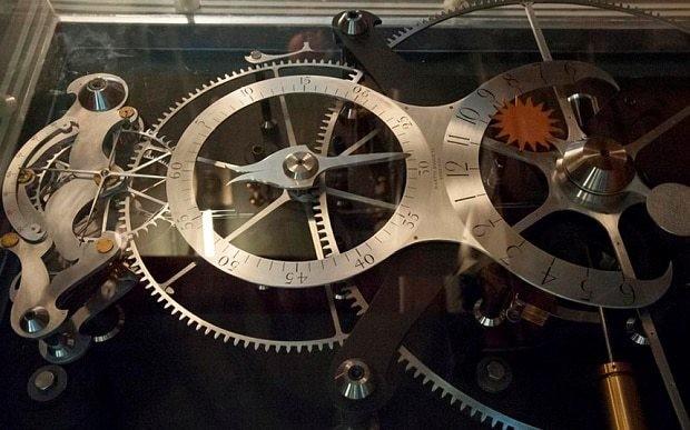 18th-century clockmaker John Harrison vindicated by 'perfect clock'