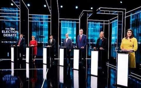 What time is the BBC Question Time election special, and who is taking part?