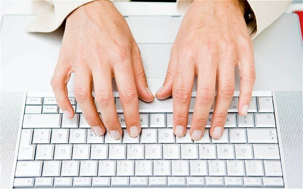 Office workers reject touch-screen keyboards