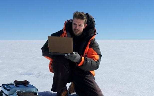 How fast is the Arctic ice melting? Meet the British scientist who risked polar bear attacks and plagues of mosquitoes to find out