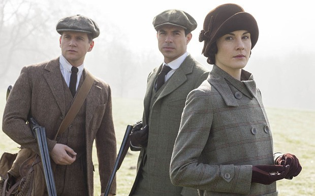 See Downton Abbey first and meet the cast