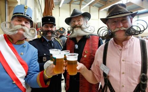 The 2012 European Beard and Moustache Championships - Telegraph